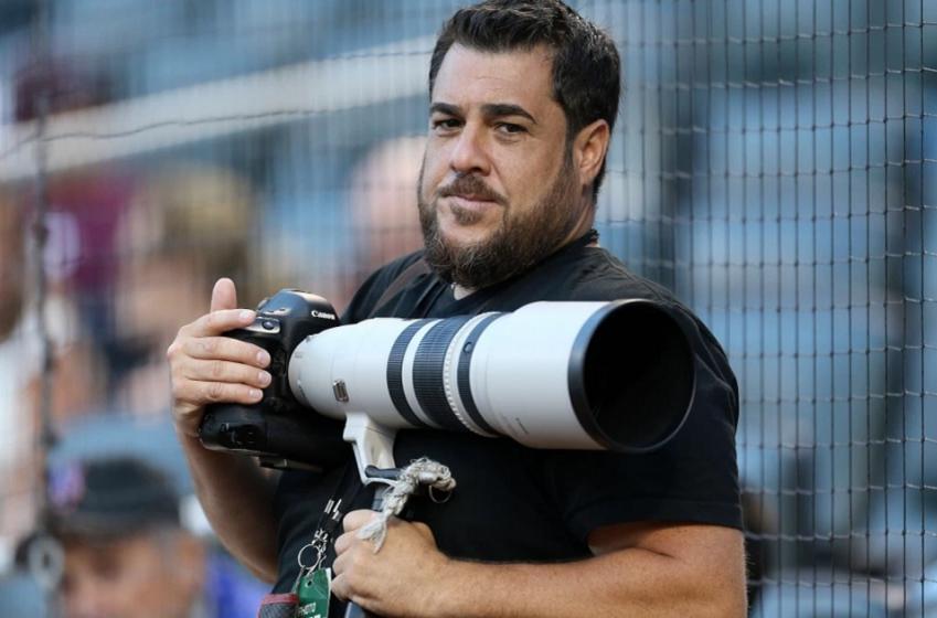 New York Sports photographer Anthony Causi has died of the coronavirus.