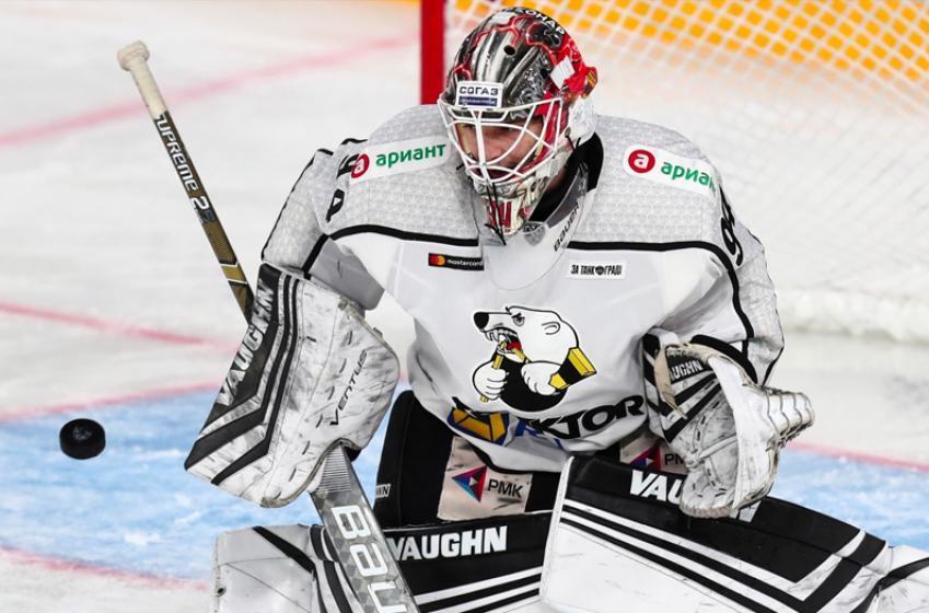 Habs sign KHL star Vasili Demchenko