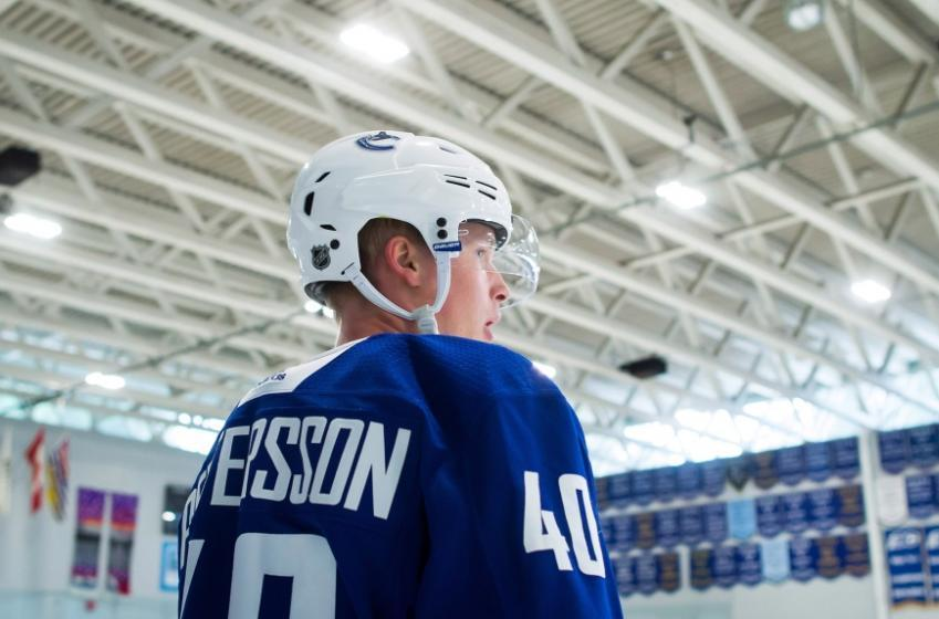 NHL players back to skating!