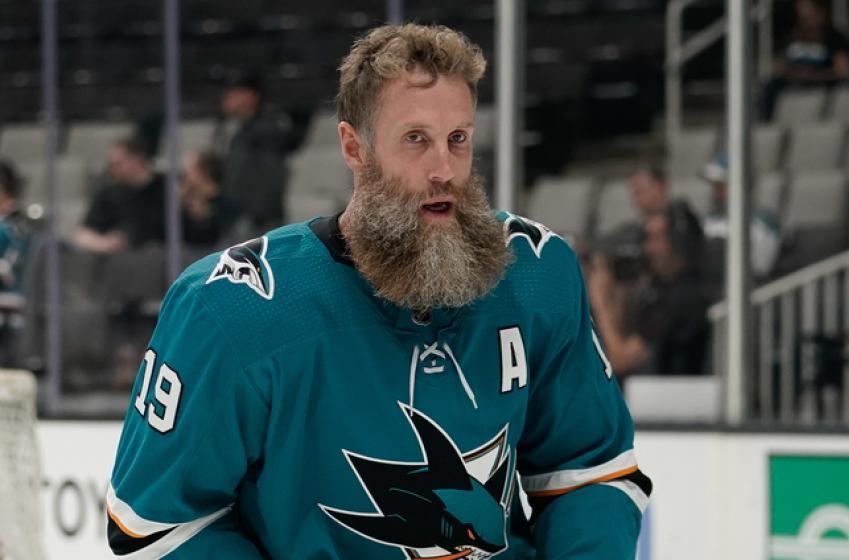 Joe Thornton has found a way to play in Switzerland during NHL shutdown