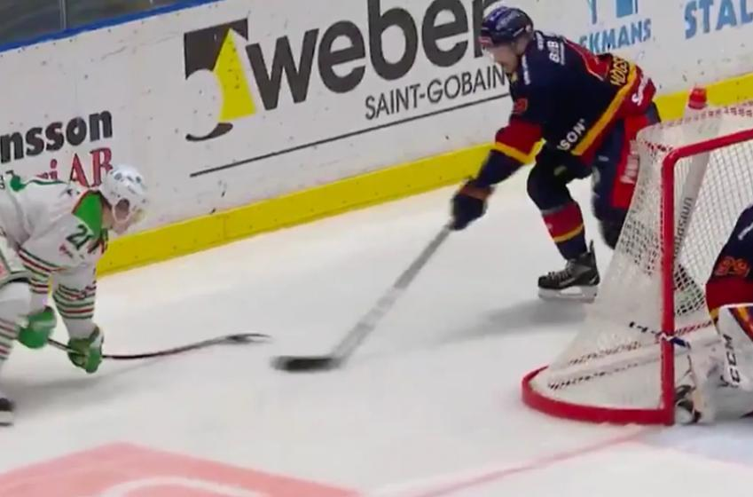 Canucks add prized prospect Hoglander