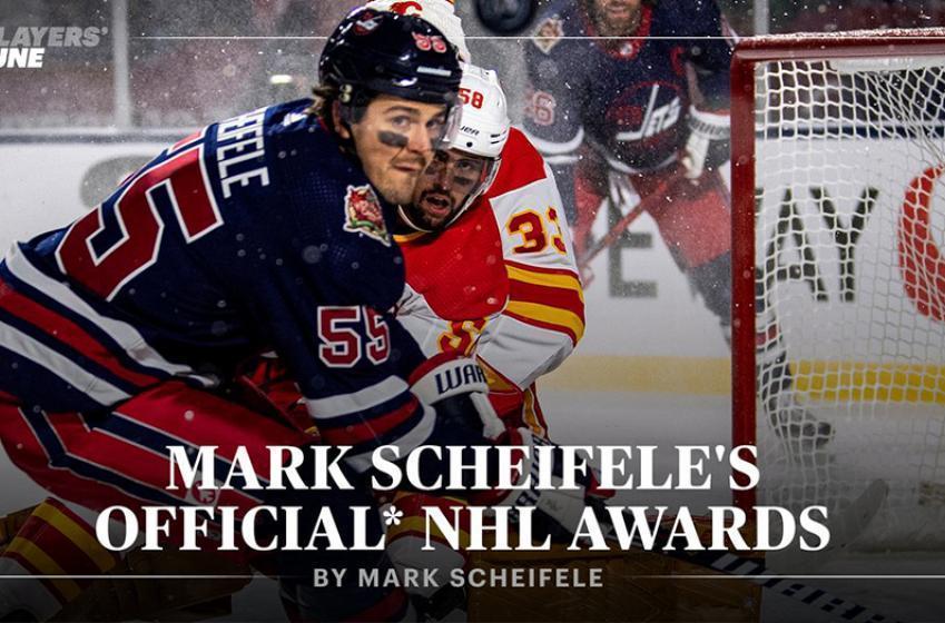 Mark Scheifele makes his picks for the Hart, Calder and Vezina trophies