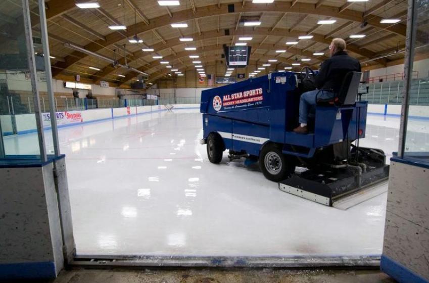 Hockey arenas in the U.S. begin opening up