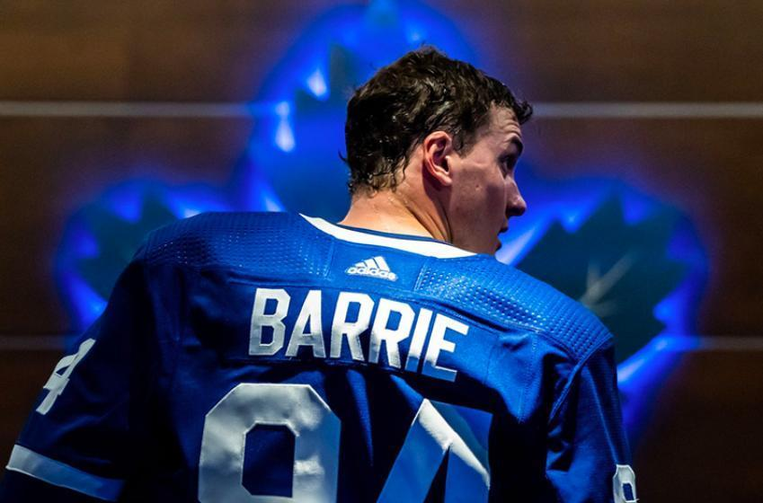 Tyson Barrie admits he won't be returning to Toronto next season