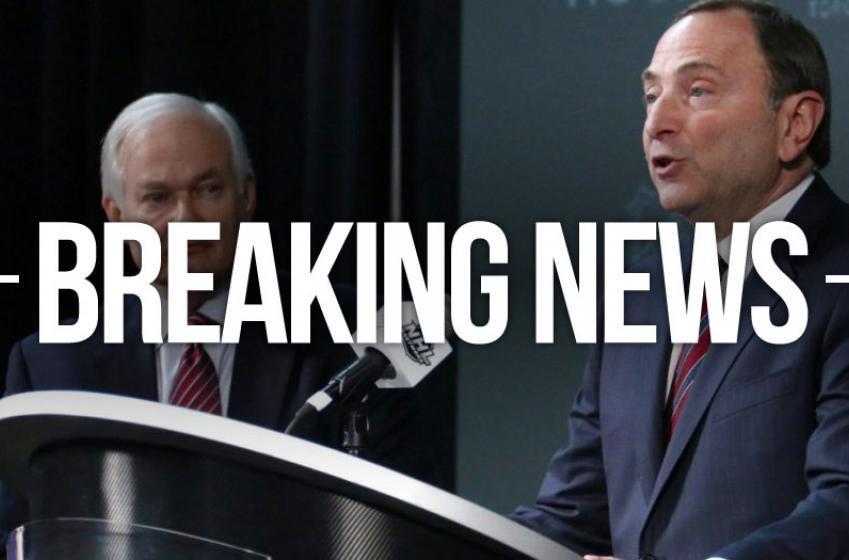 Gary Bettman announces details of NHL's Return to Play plan!