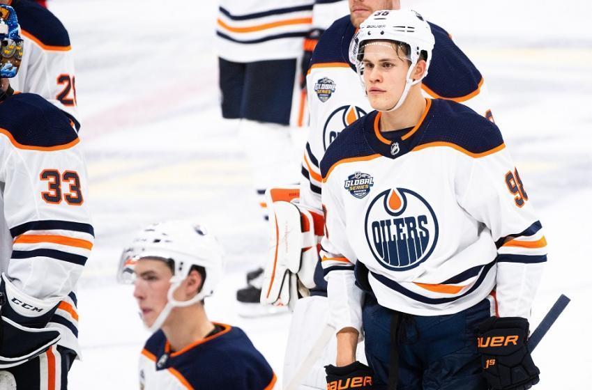Jesse Puljujarvi hints at a possible return to Edmonton.