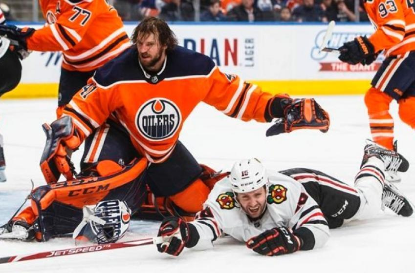 Oilers' weakness exposed ahead of the postseason!