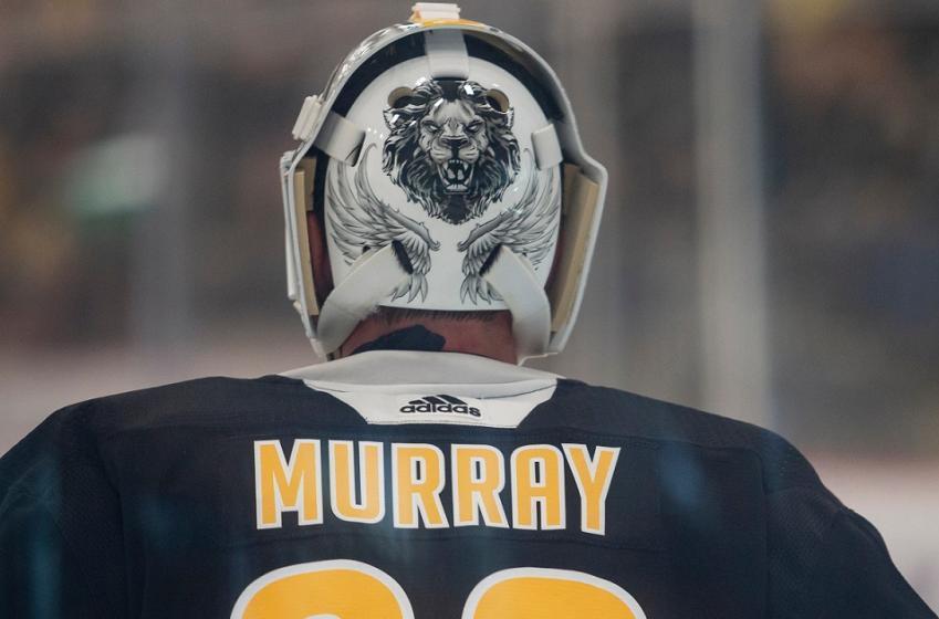 """""""Alarm Bells"""" sounding for Penguins goaltender Matt Murray."""