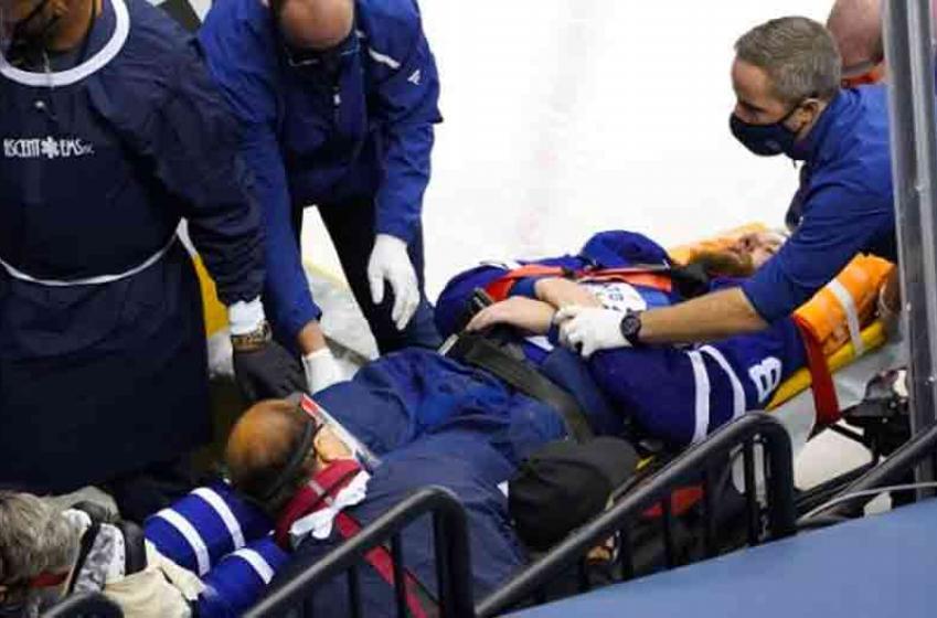 Bittersweet update on Leafs' Muzzin!