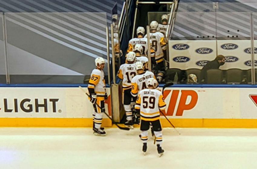 Crosby and Letang both take ownership of shocking Penguins loss