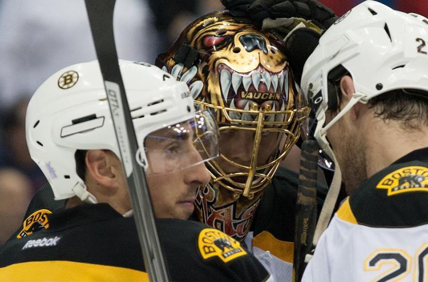 Bruins GM concerned about potential 'domino effect' in Bruins locker room after Rask's departure.
