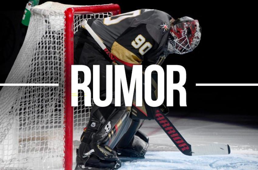 Oilers linked to pending UFA Robin Lehner