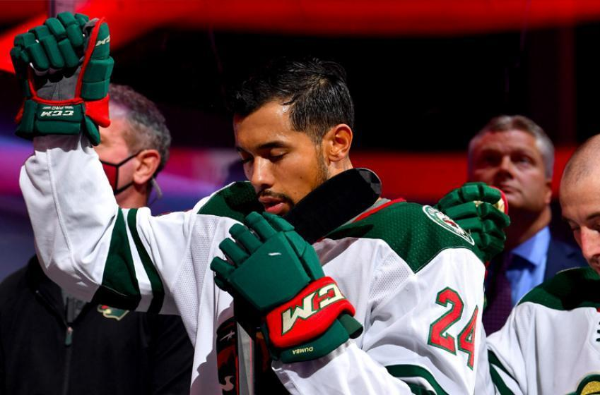 Evander Kane and Matt Dumba call for NHL to join in on protest