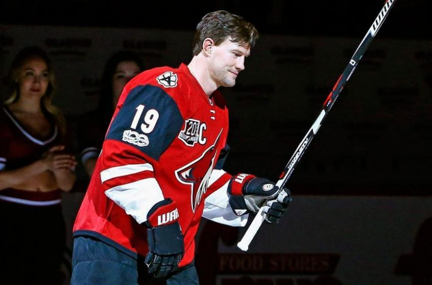 Rumour: Shane Doan to return to the NHL?
