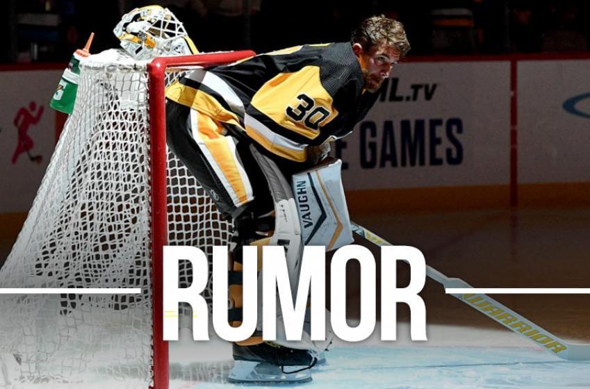 Matt Murray linked to at least six teams in trade talks
