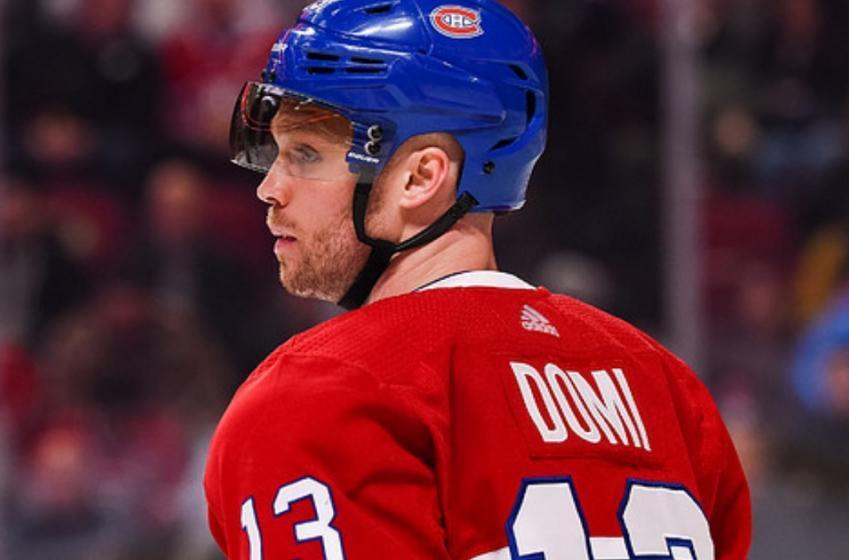 Max Domi's new agent addresses trade rumors.