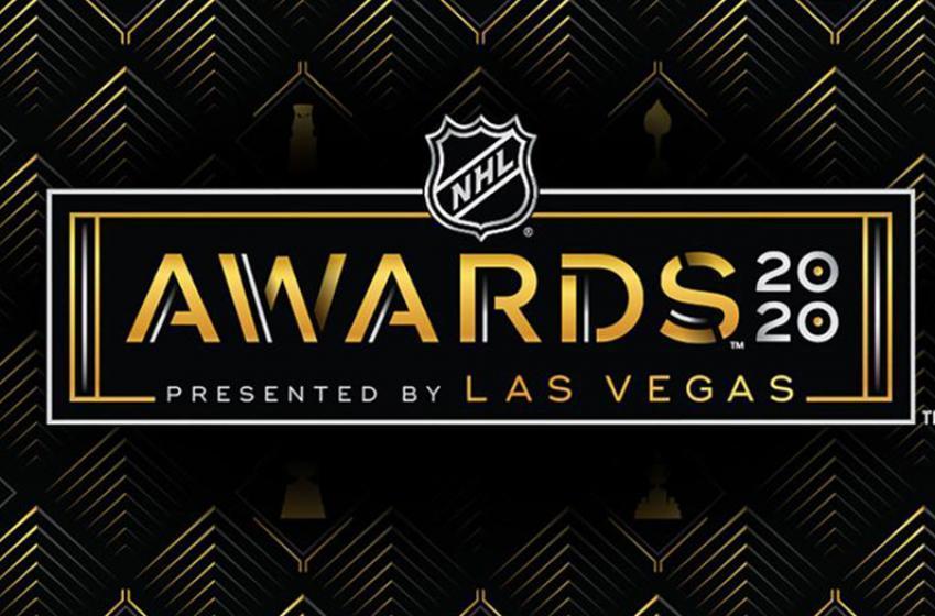 All 5 major NHL award winners announced