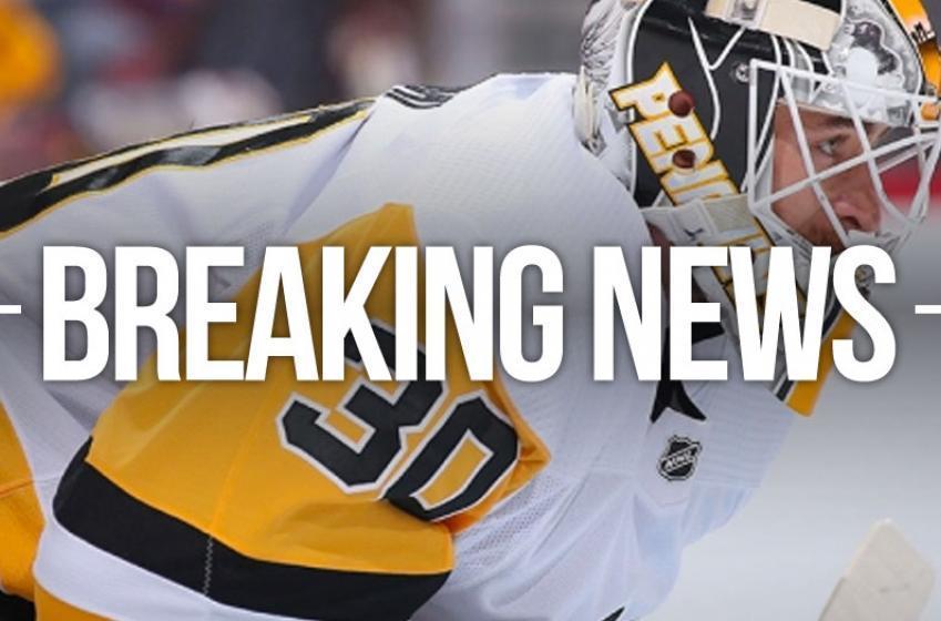Matt Murray will make big money thanks to new contract in Ottawa!