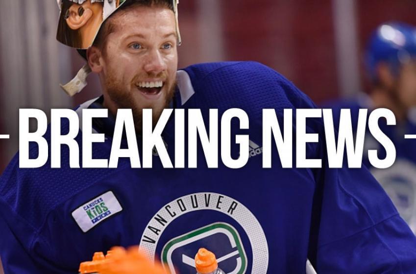 Jacob Markstrom gets MONSTER deal in Calgary!