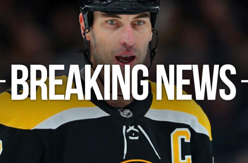 Several teams call Zdeno Chara to offer him a deal!