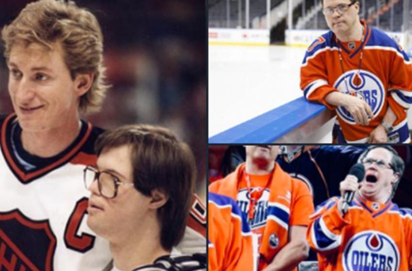 Oilers super fan Joey Moss dies at just 57 years old