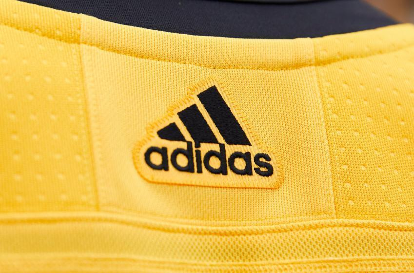 """Boston Bruins release a sneak peek of their """"reverse retro"""" jerseys."""