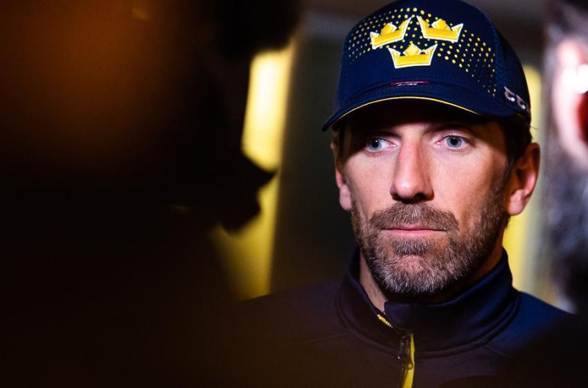 Henrik Lundqvist reveals he plans to return to the Rangers.