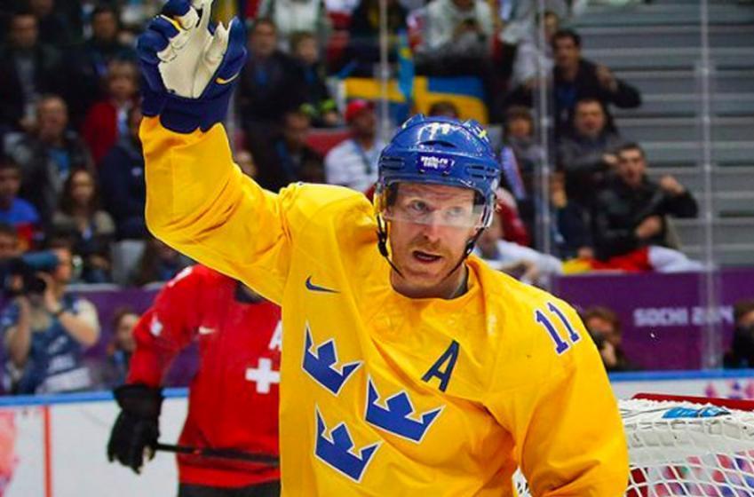 Daniel Alfredsson to coach Sweden at World Juniors?